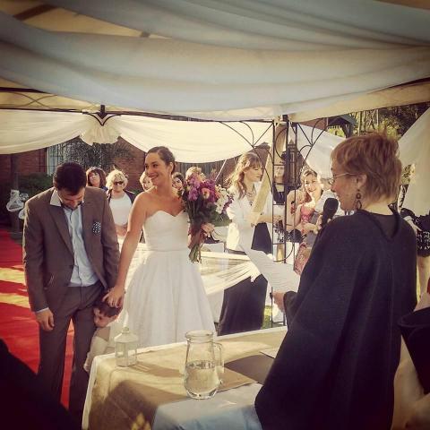 SABRINA Y JULIAN ( 19 DE SEPTIEMBRE 2015) | Casamientos Online