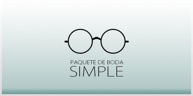 SERVICIO SIMPLE