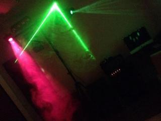 DJ M Musicalización e Iluminación
