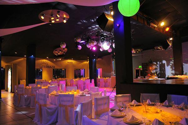 Terraza Espacio Salones De Fiesta Para Tu Casamiento