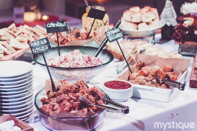 Buffet Gastronómico