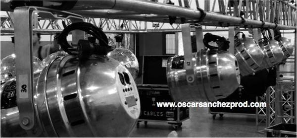Oscar Sanchez Sonido e Iluminación Profesional