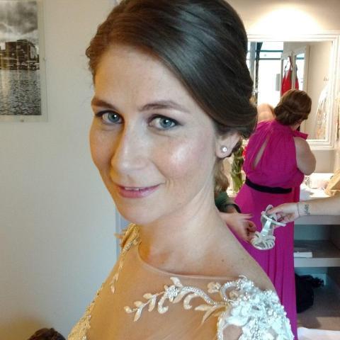 Cinthia Acosta Make Up | Casamientos Online