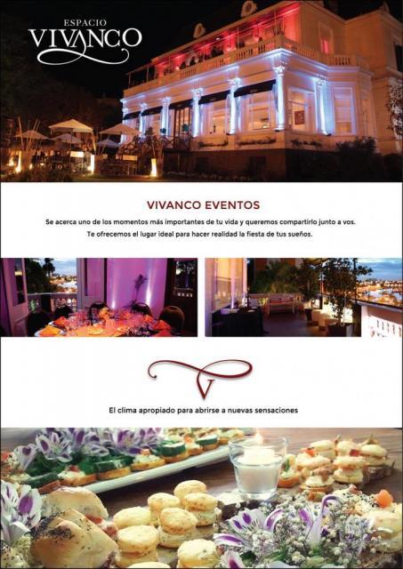Espacio Vivanco | Casamientos Online