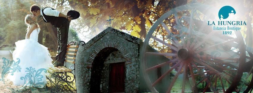 Estancia La Hungría - Capilla propia - SANTA ROSA DE CALAMUCHITA