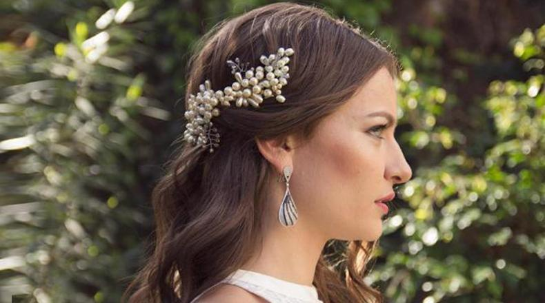 Peinados novia civil 2017