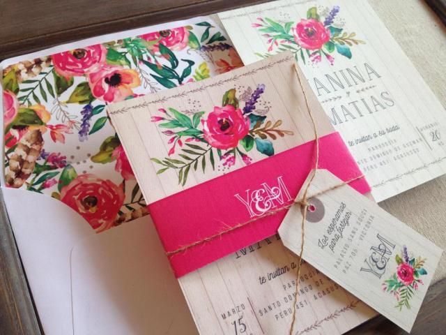 Modelo Rosebud | Casamientos Online