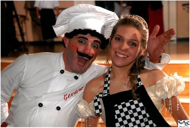 Personaje Cocinero | Casamientos Online