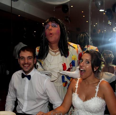 Personaje Marianella | Casamientos Online