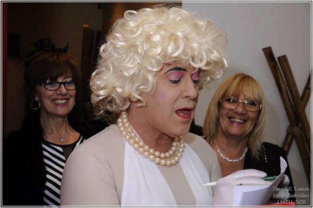 Personaje Marilyn | Casamientos Online