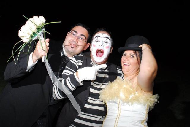 Personaje Mimo | Casamientos Online