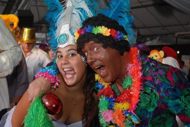 Personaje Negro Carioca | Casamientos Online