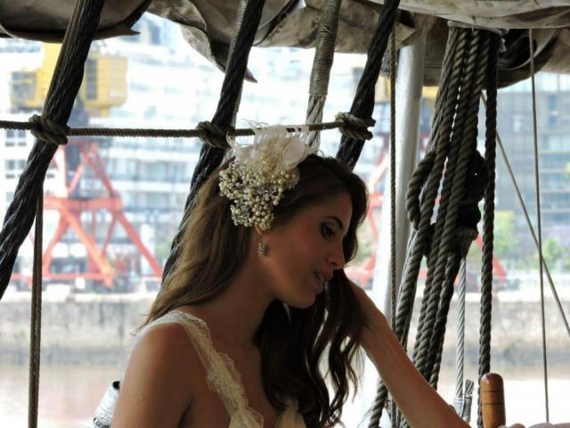 Polita Tocados | Casamientos Online