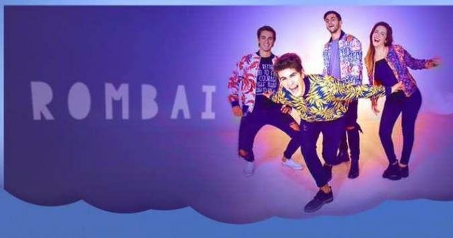 Rombai en World Music BA