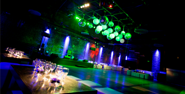 Salón Garage Argentino | Casamientos Online