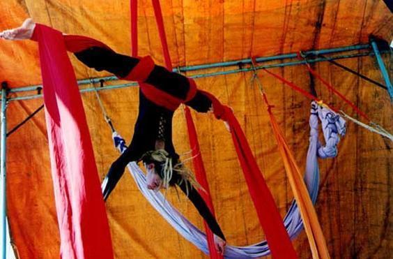Circences - Acrobáticos - Performance