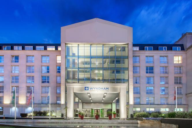 Wyndham Nordelta, hotel 5 estrellas ubicado en la Bahía Grande de Nordelta, Tigre, Zona Norte GBA