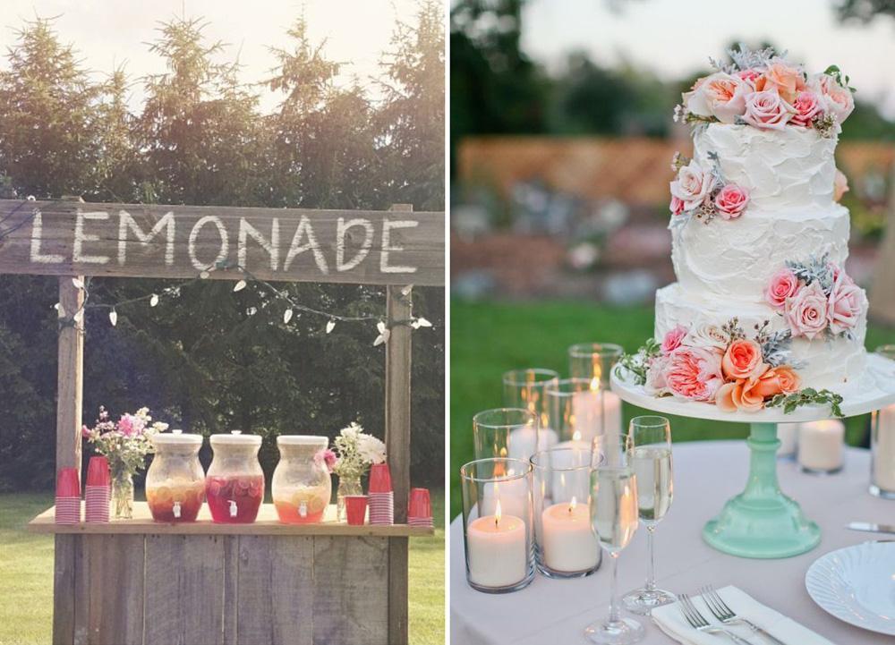 Ideas para organizar un casamiento en verano
