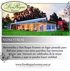 Imagen de Don Roque Eventos...