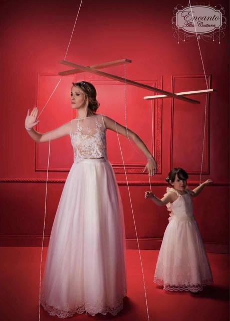encanto alta costura (Vestidos de Novia) | Casamientos Online