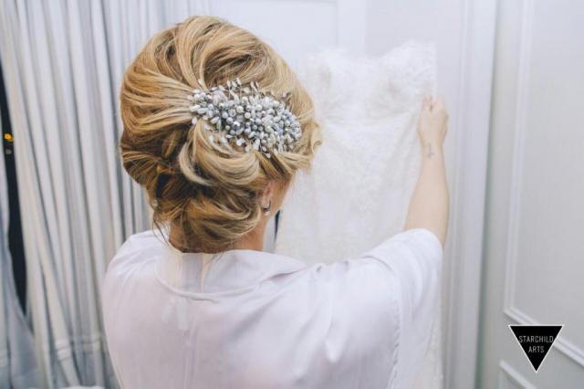 Flores de Lupelai (Ramos, Tocados y Accesorios) | Casamientos Online
