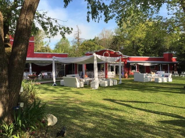 La Celestina Casa de Campo (Quintas y Estancias) | Casamientos Online