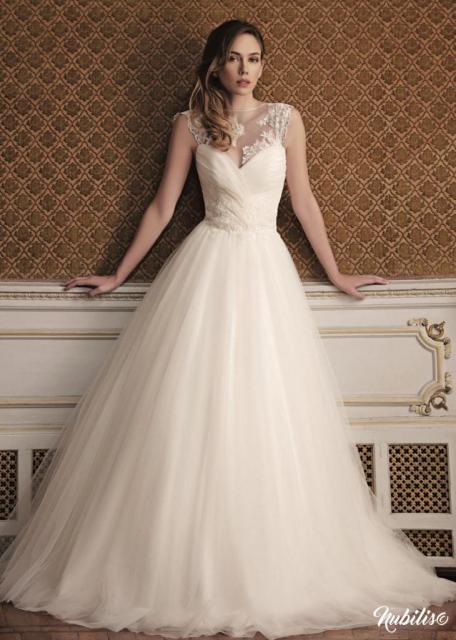 Vestido de tul | Casamientos Online