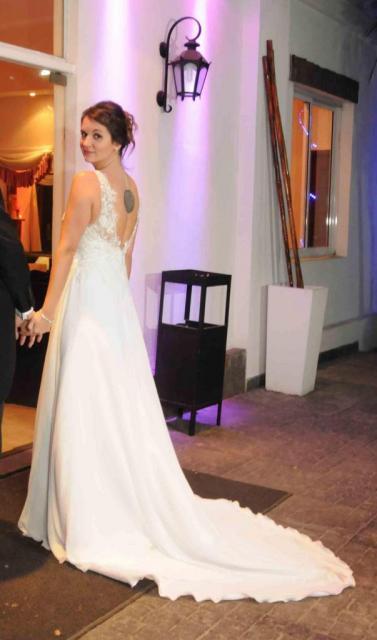 Vestido Mariela | Casamientos Online
