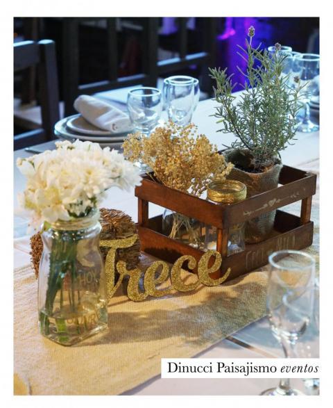 Centro de mesa    Casamientos Online