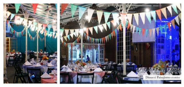 Deco estilo kermesse   Casamientos Online
