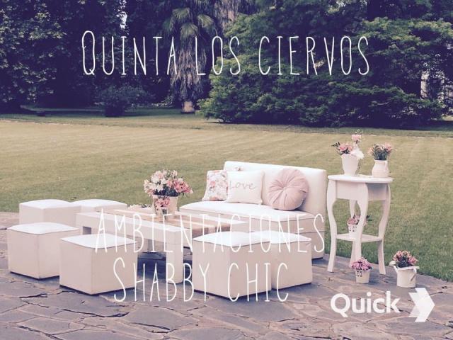 Estilo Shabby Chic (Ambientación y Centros de Mesa)   Casamientos Online