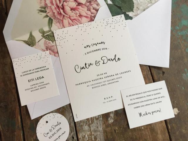 Le Pou (Participaciones) | Casamientos Online