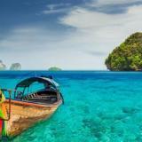 Nota de Tailanda: modo luna de miel