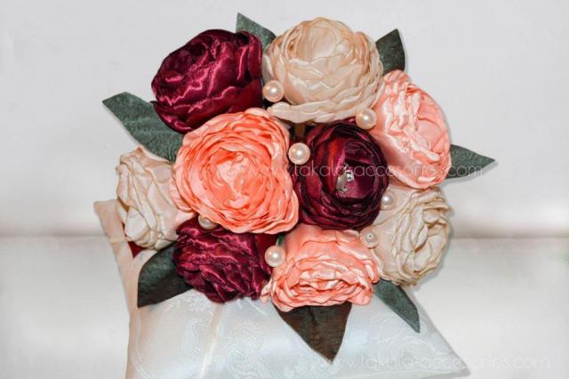 Peonías artesanales | Casamientos Online