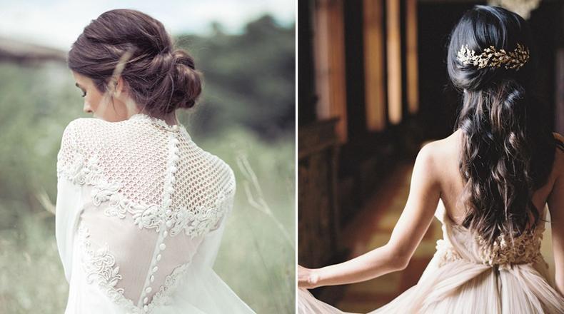 Tips para el cuidado del pelo antes del casamiento