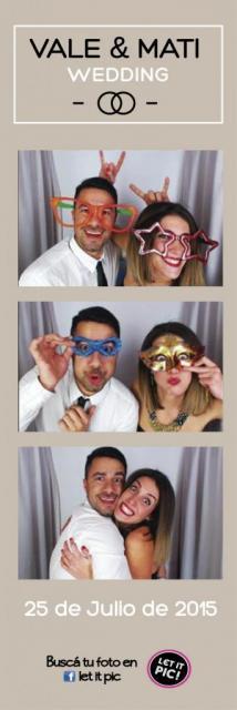 Let it Pic (Cabinas de mensajes, fotos y video) | Casamientos Online