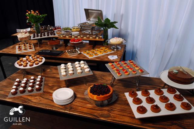 Mesa dulce bocaditos | Casamientos Online