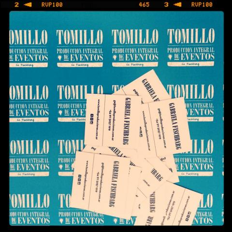 Tomillo Producciones (Wedding Planners)
