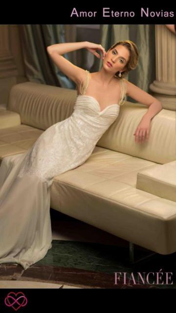 Amor Eterno Novias. Amelia | Casamientos Online