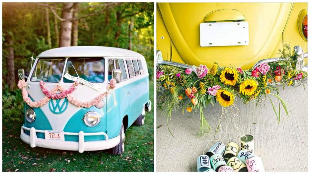 autos para casamientos bohemia