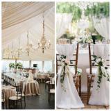 Nota de 5 elementos para un casamiento clásico
