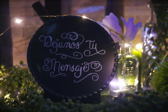 CARTEL PARA MESA MENSAJES | Casamientos Online