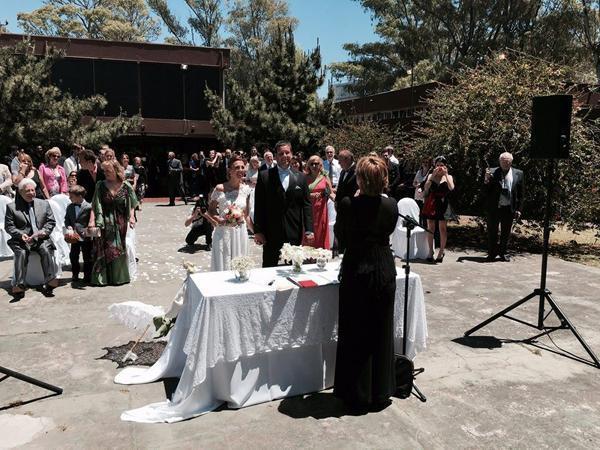 La Ceremonia (Ceremonias no tradicionales) | Casamientos Online