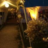 La Rosadita, Salón de fiestas