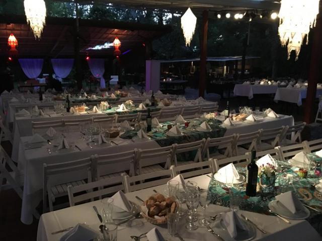Samara Pilar Quinta para Eventos | Casamientos Online