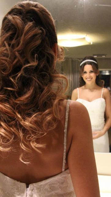 Peinado Novia Ceremonia | Casamientos Online