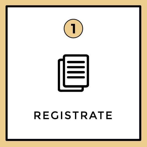 Registrate | Casamientos Online