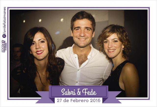 Smile! Fotoimanes | Casamientos Online
