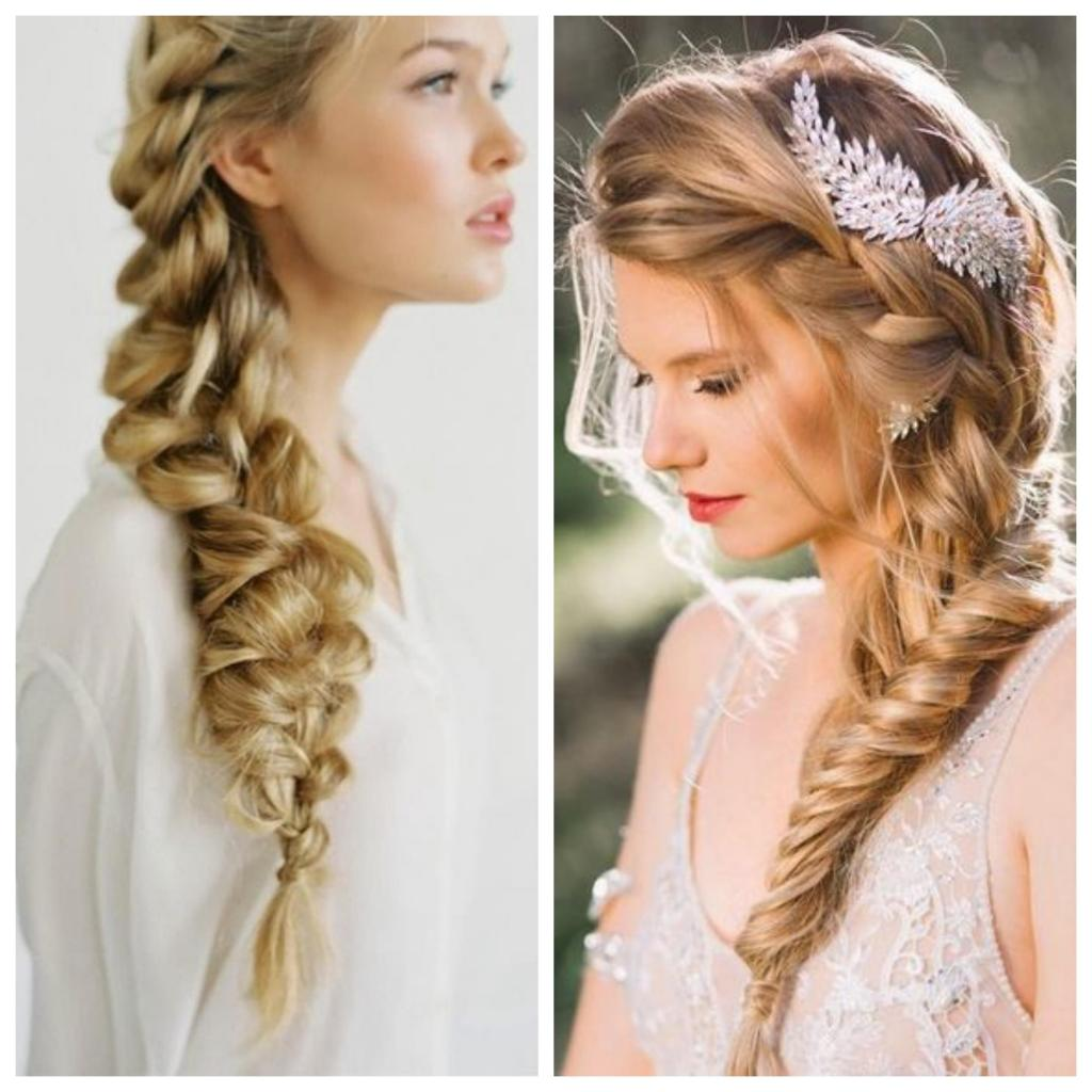 5 peinados de novia para caras redondas casamientos online - Peinados de novia con flequillo ...