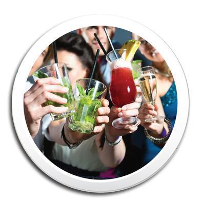 BARRA con alcoholes internacionales INCLUÍDA!